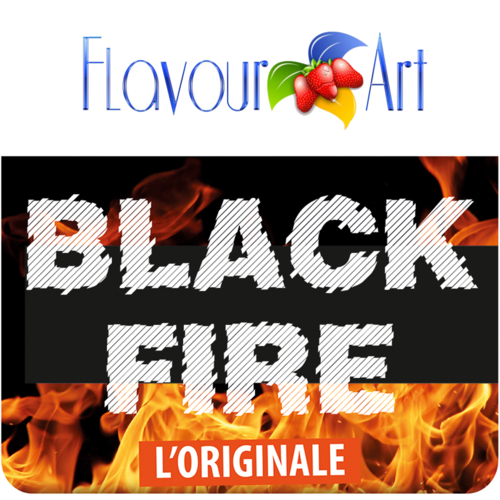 Black Fire Liquid