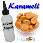 Karamell Liquid (100ml)