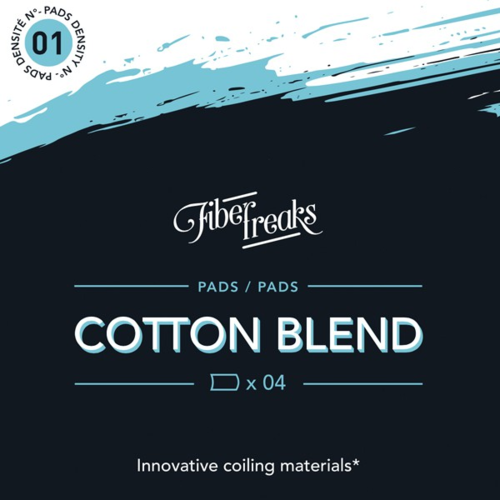 Fiber Freaks Cotton Blend Pads