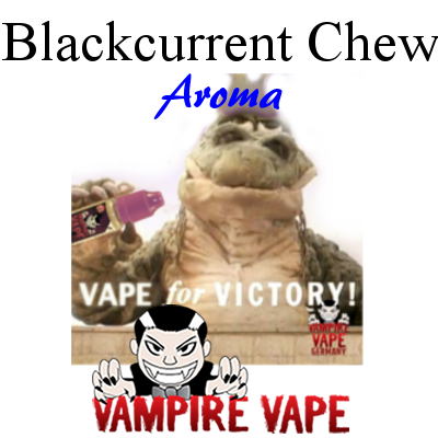 Blackcurrent Aroma 30ml (Vampire Vape)