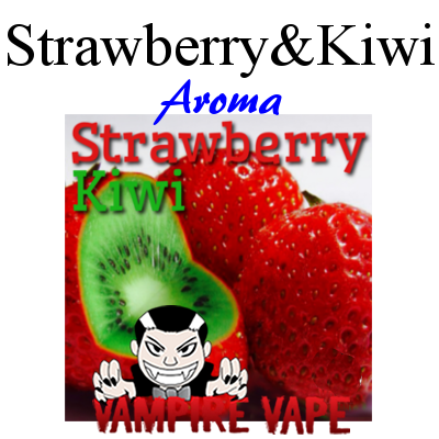 Strawberry Kiwi Aroma 30ml (Vampire Vape)