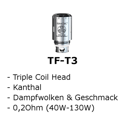 TF-T3 Triple Coil (Smok)