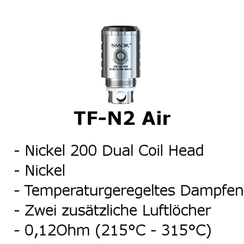 TF-N2 Air Coil (Smok)