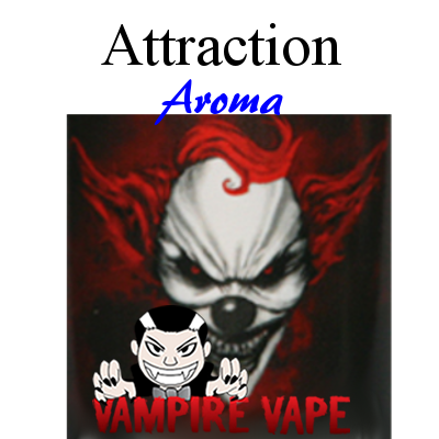Attraction Aroma 30ml (Vampire Vape)