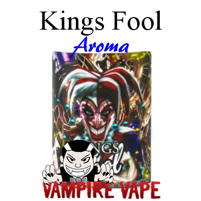 Kings Fool Aroma 30ml (Vampire Vape)
