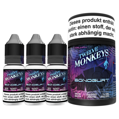 Bonogurt Liquid (Twelve Monkeys)