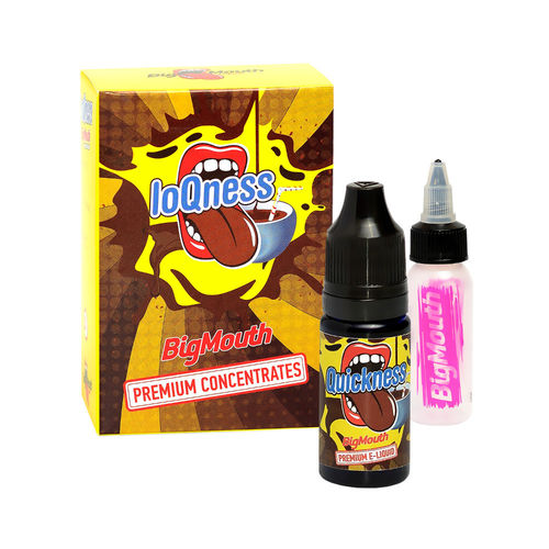 Quickness Aroma (Big Mouth)