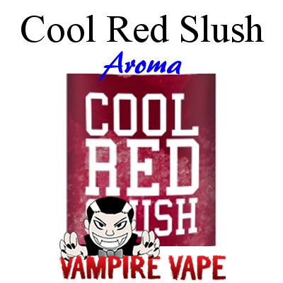 Cool Red Slush Aroma 30ml (VampireVape)