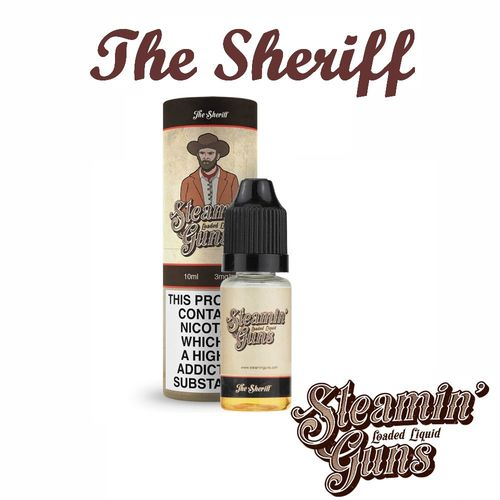 Sheriff Liquid (Steamin Guns)