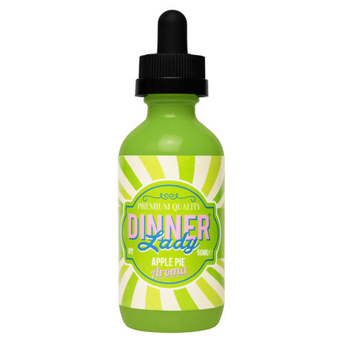 Apple Pie Liquid (Dinner Lady)