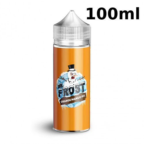 Orange Mango Ice Liquid (Dr Frost)
