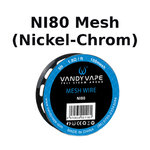 Nickel-Chrom Ni80 Mesh (VandyVape)