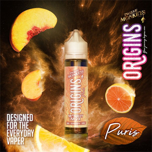 Puris Liquid (Twelve Monkeys Origins)