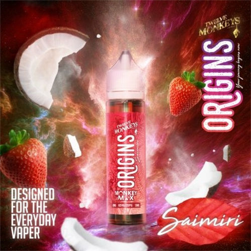 Saimiri Liquid (Twelve Monkeys Origins)