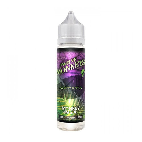 Matata Liquid 50ml (12 Monkeys)