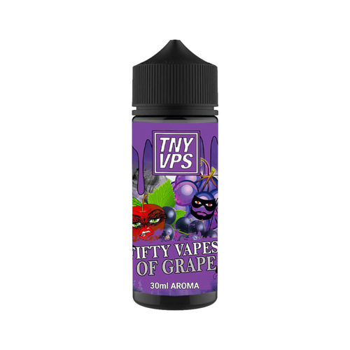 Fifty Vapes of Grape Aroma (Tony Vapes)