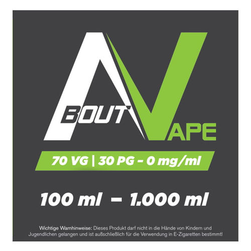 About Vape Base 70VG/30PG