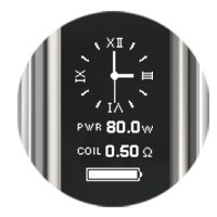 eGrip2_OLED_Disply_Uhr
